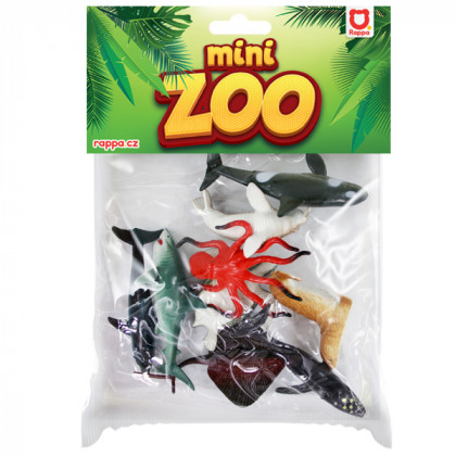 the sea animals, 9 pieces in a package