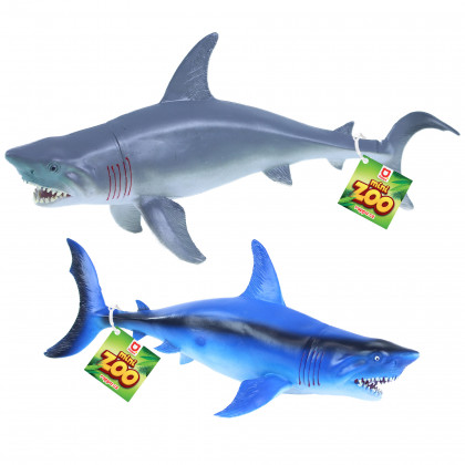 the shark, 2 types, 34 cm