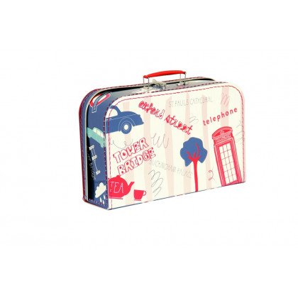 the LONDON suitcase, large