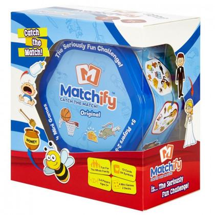 Matchify Card Game: Original