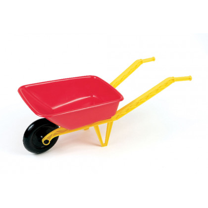 the big plastic garden cart