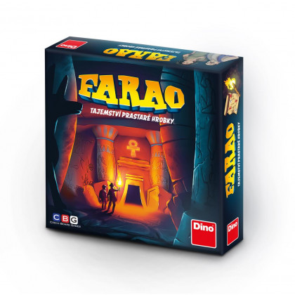 Game FARAO - Secrets of an ancient tomb