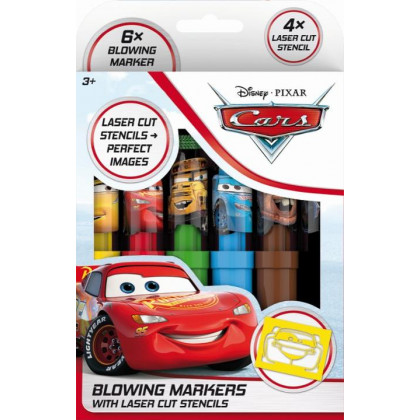 Car blower markers