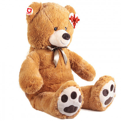 big plush bear Kuba, 100 cm