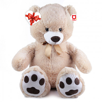 big plush bear Fido 100 cm