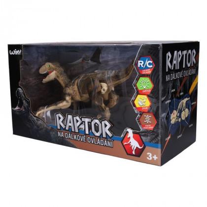 Raptor RC brown 45 cm