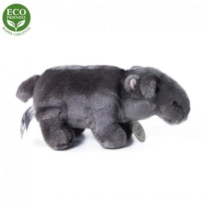 Plush hippo, 22 cm