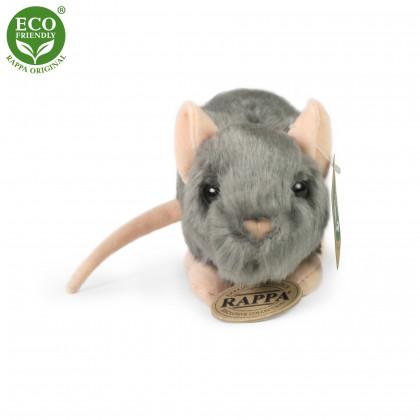 plyšová myš, 16 cm